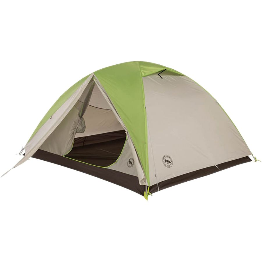 Big Agnes - Blacktail 4 Tent 4-Person 3-Season - Gray/  sc 1 st  Backcountry.com & Big Agnes Blacktail 4 Tent: 4-Person 3-Season | Backcountry.com