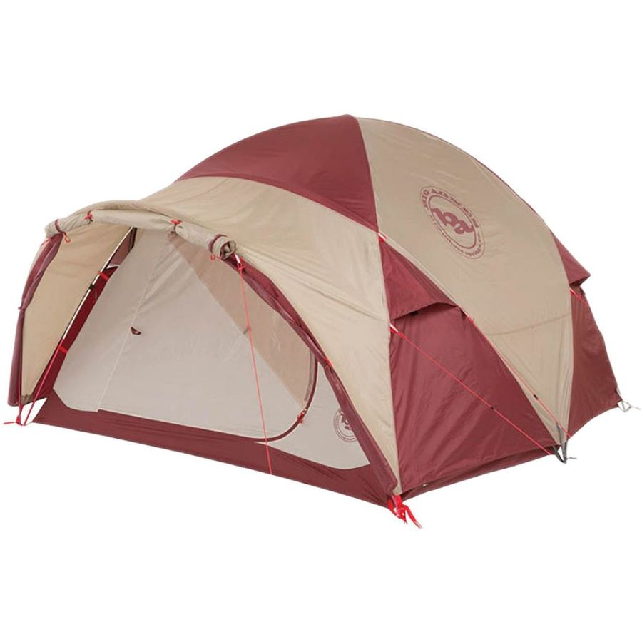 Big Agnes - Flying Diamond 4 Tent 4-Person 4-Season - Wine  sc 1 st  Backcountry.com & Big Agnes Flying Diamond 4 Tent: 4-Person 4-Season | Backcountry.com