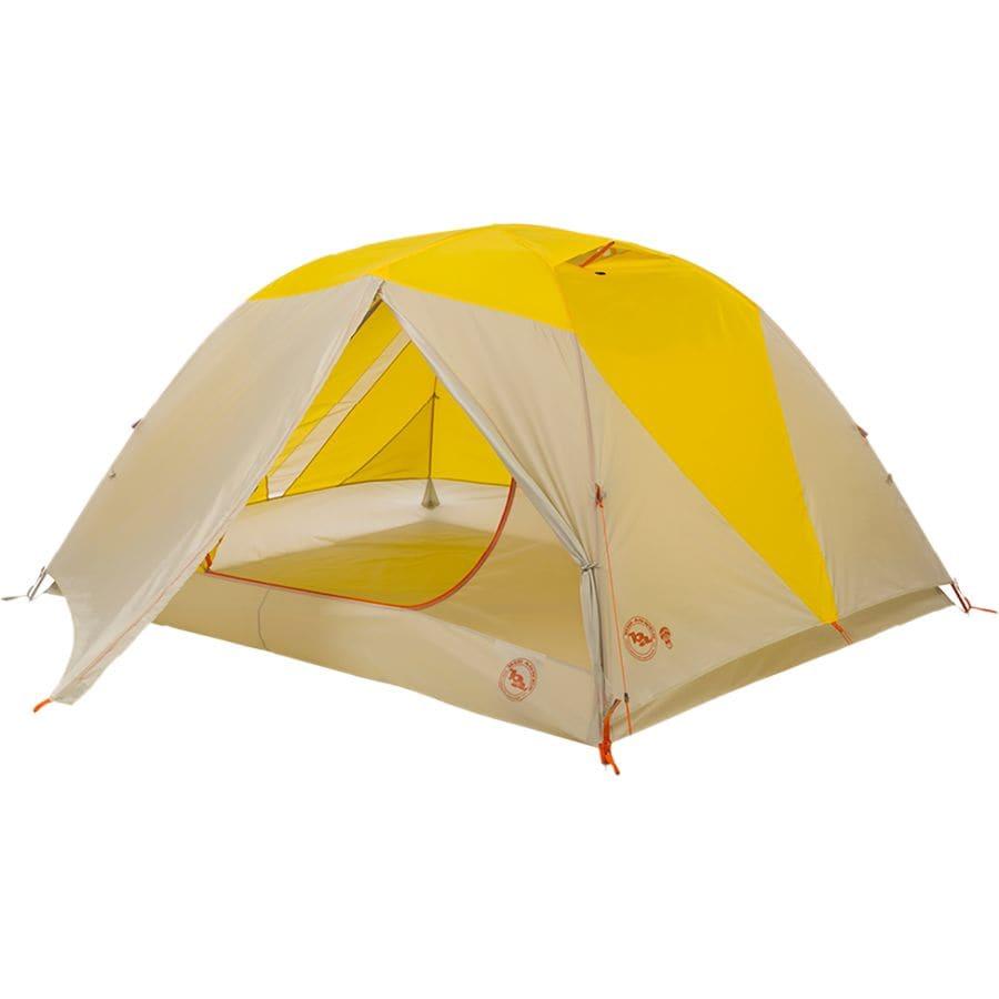 Big Agnes - Tumble 3 MtnGLO Tent 3-Person 3-Season - Yellow  sc 1 st  Backcountry.com & Big Agnes Tumble 3 MtnGLO Tent: 3-Person 3-Season | Backcountry.com