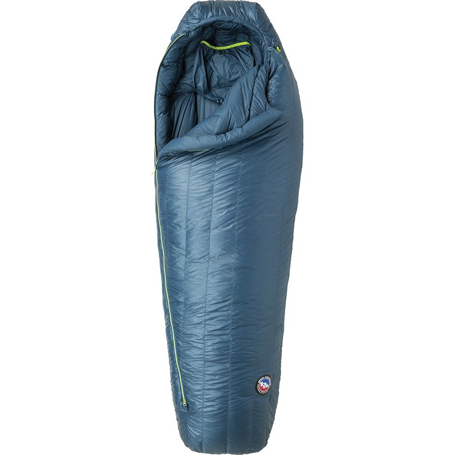 sale retailer 22397 dd46d Big Agnes Blackburn UL Sleeping Bag: 0 Degree Down