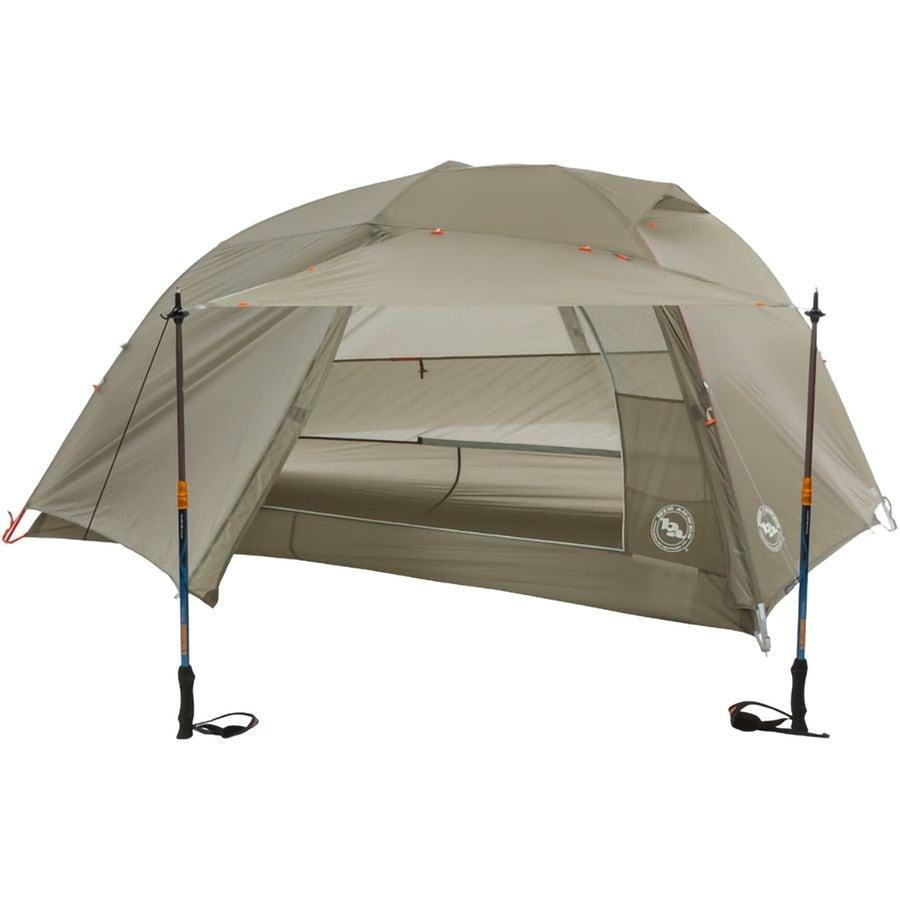 Big Agnes - Copper Spur HV UL2 Tent: 2-Person 3-Season - Olive Green
