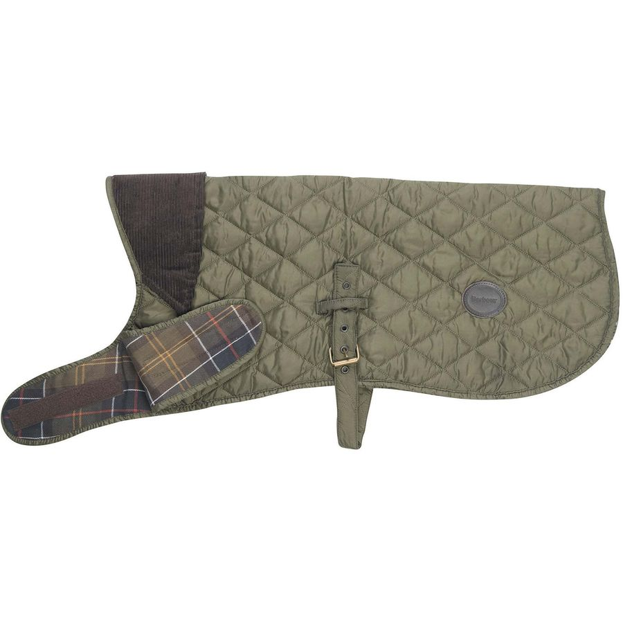 Image result for barbour quilted dog coat