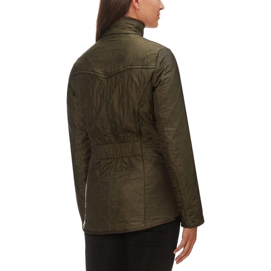 805d72df8838 Barbour Cavalry Polarquilt Jacket - Women s