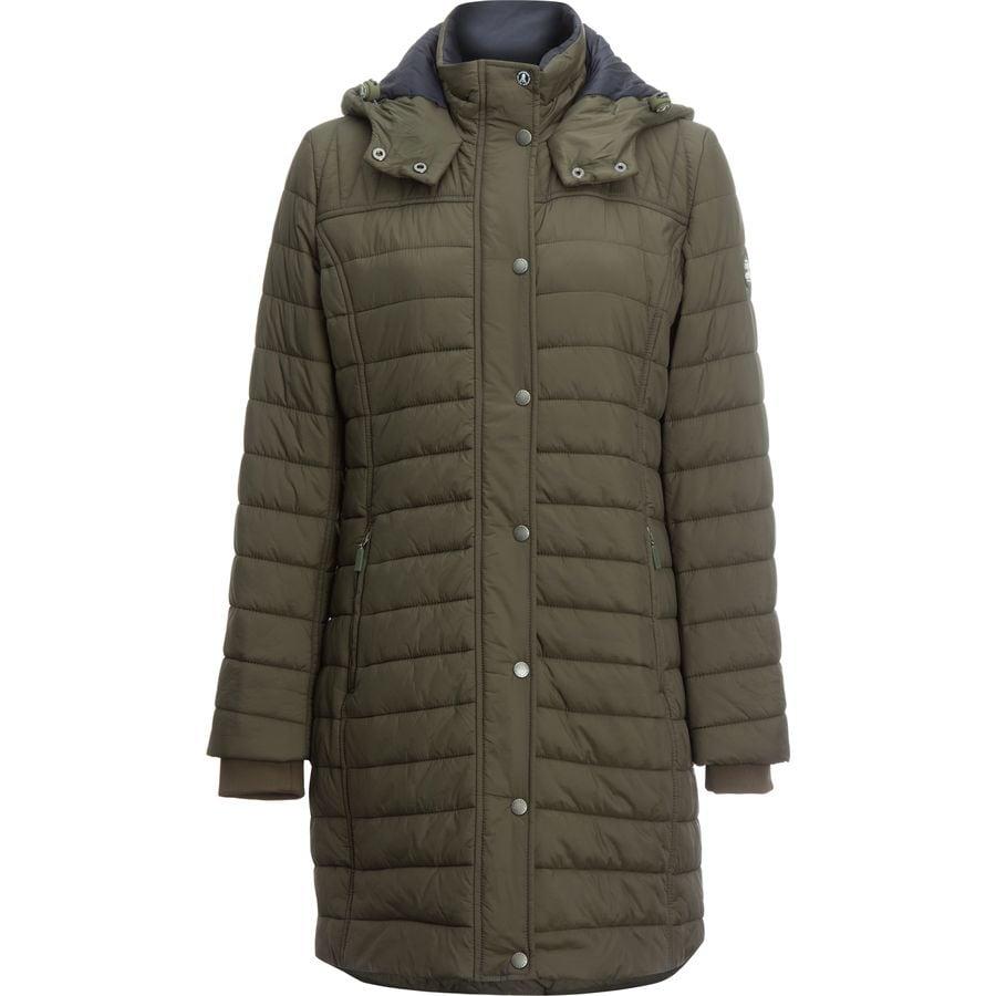 Barbour Gaiter Quilt Jacket - Womens