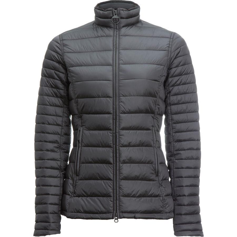 Barbour Clyde Short Baffle Quilt Jacket - Womens