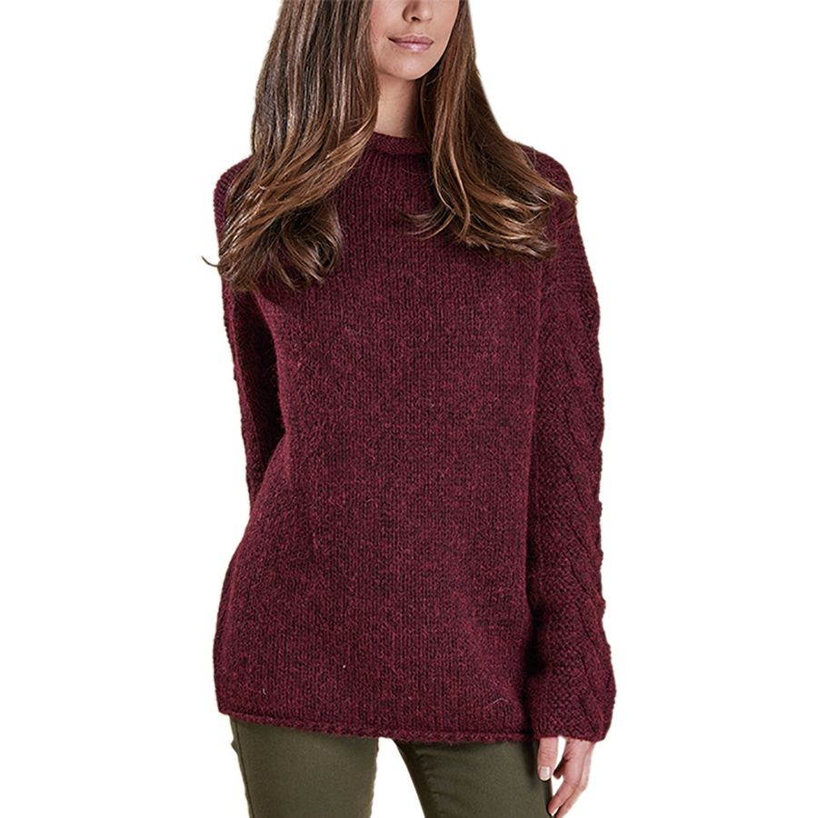 Barbour Melilot Knit Sweater - Womens