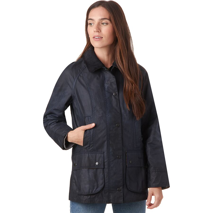62d960286 Barbour Beadnell Wax Jacket - Women's