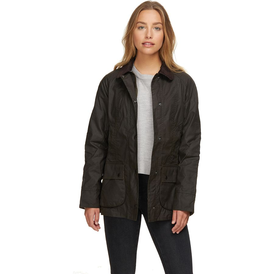 Barbour Classic Beadnell Wax Jacket Women S