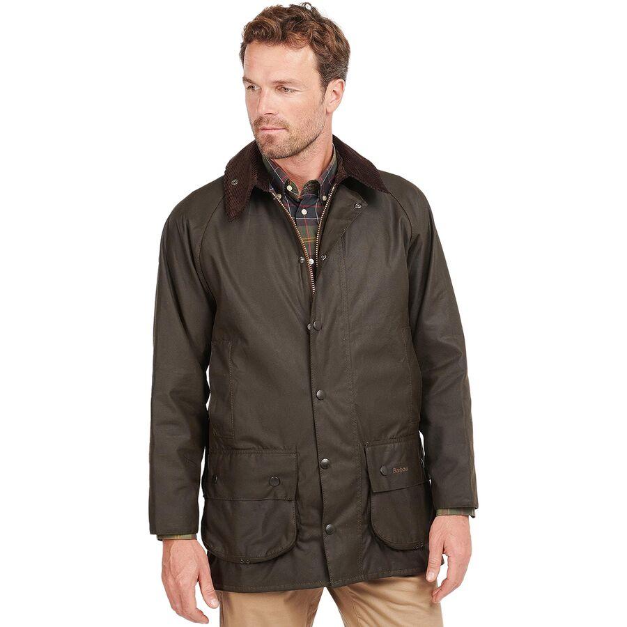 Barbour Classic Beaufort Wax Jacket - Mens