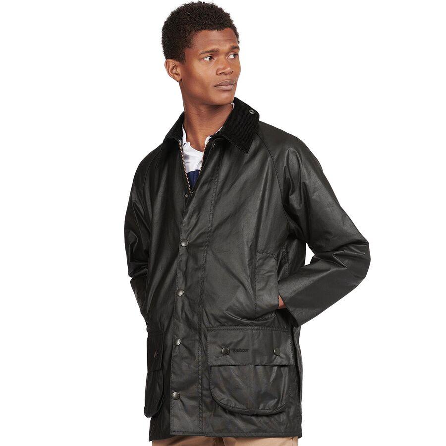 Mens jacket barbour - Barbour Beaufort Wax Jacket Men S Black