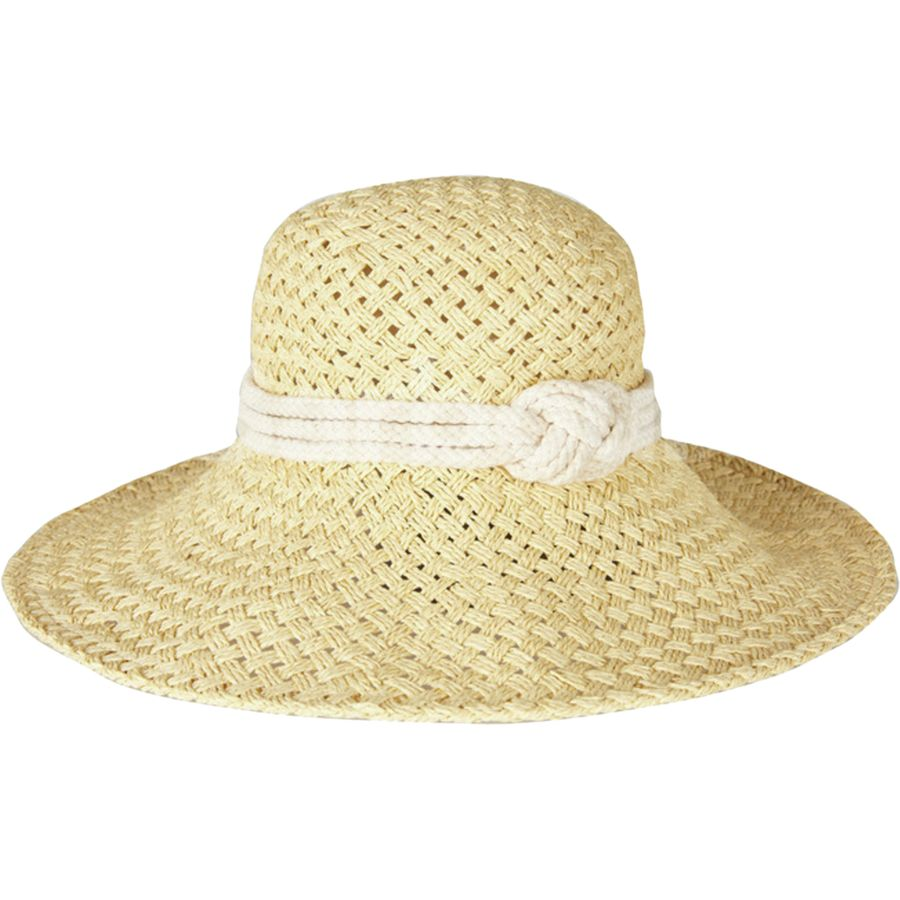 Barbour Sealand Straw Hat - Womens