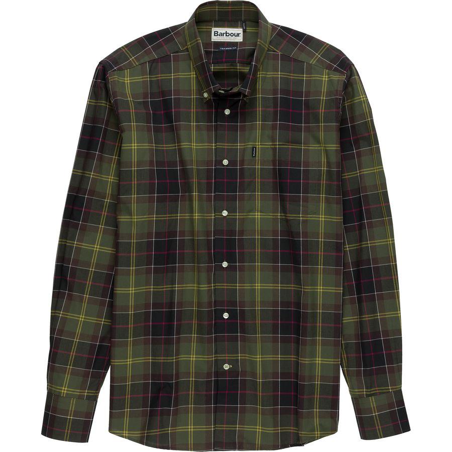 Barbour Herbert Tailored Fit Shirt - Mens