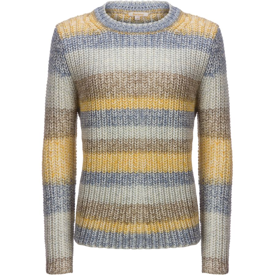 Barbour Hive Knit Sweater - Womens