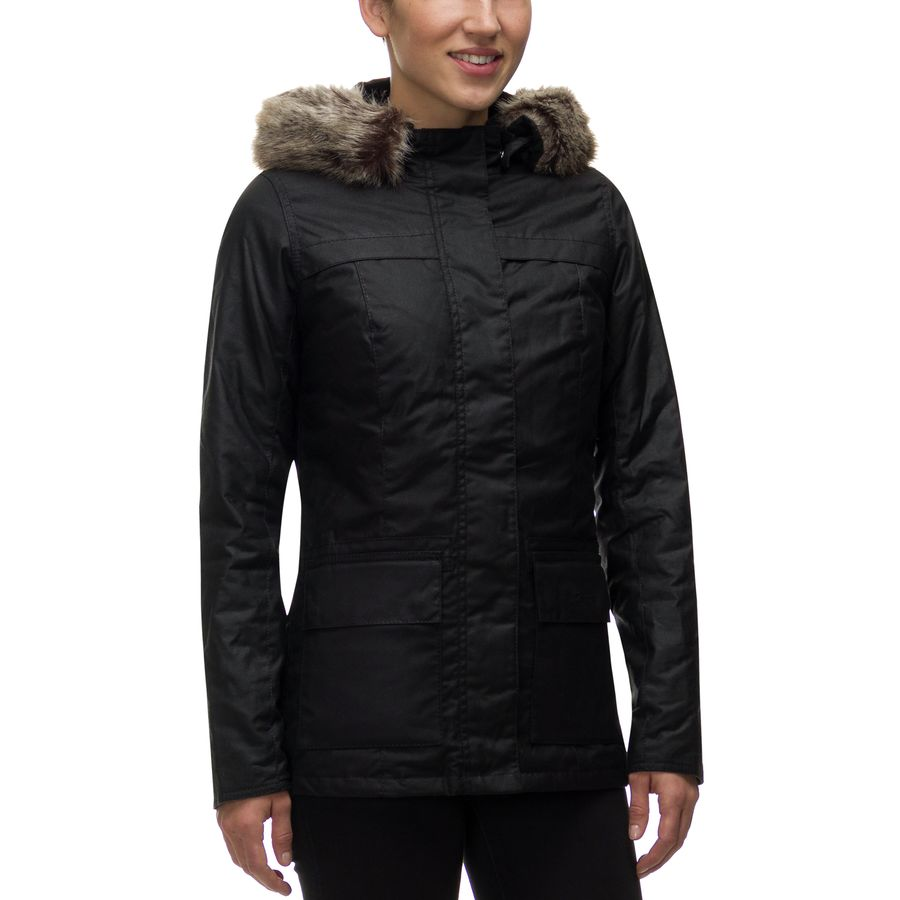 Barbour Ellen Wax Jacket - Womens