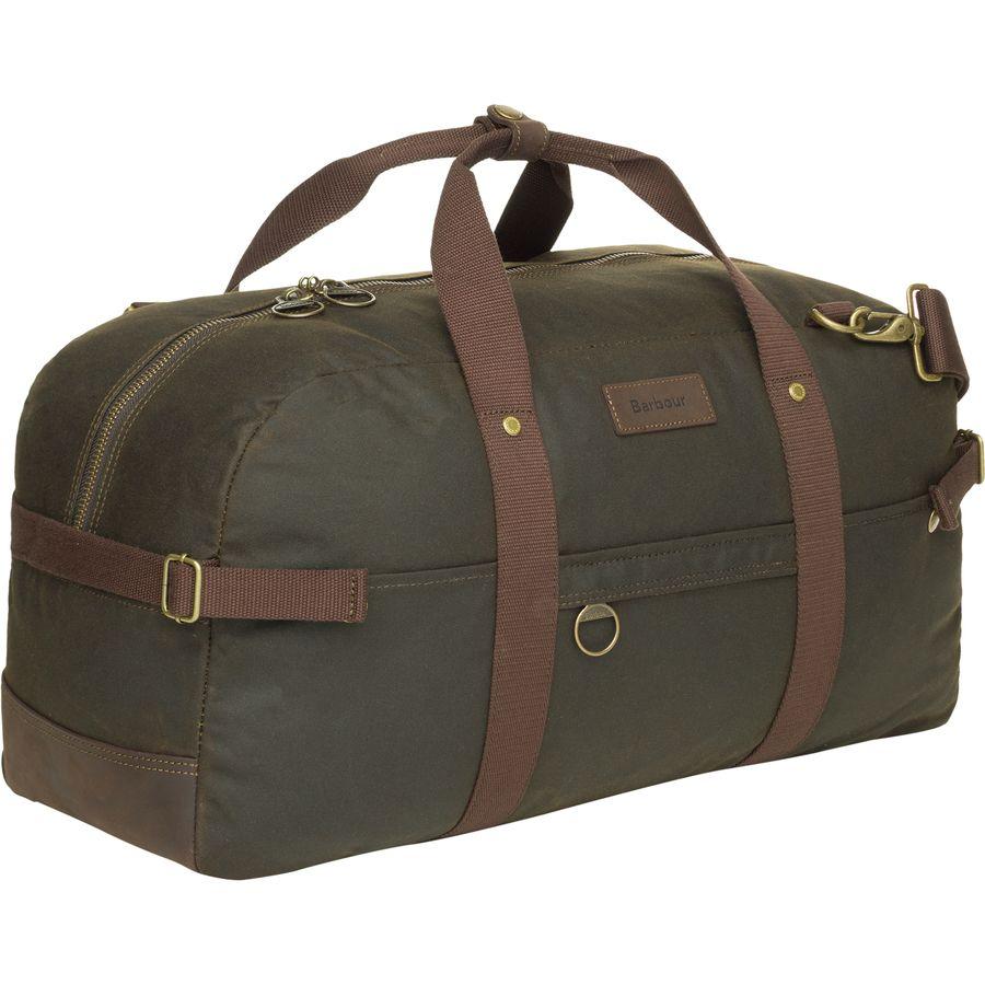 Barbour Prestbury Holdall Duffel Bag Backcountry Com