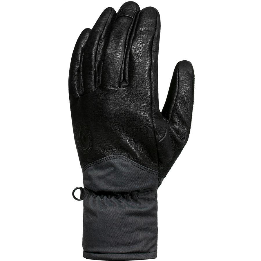 Heavy Duty Rated Firefighter Work Gloves Waterproof NEW MEDIUM TAN