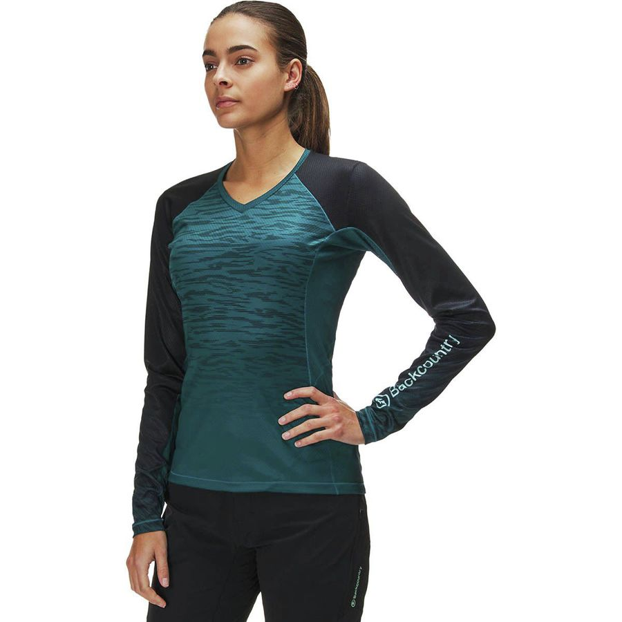 Backcountry Arcylon Long-Sleeve Jersey - Womens