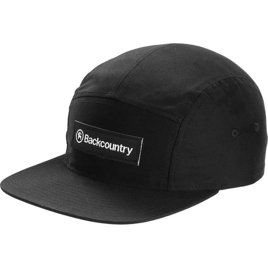Backcountry Logo 5 Panel Hat  f3fd9dab2804