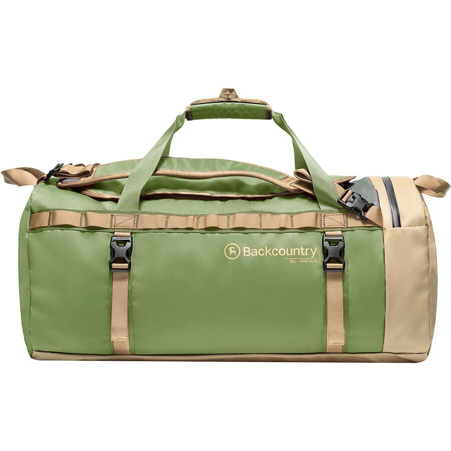 Save 20% on a Backcountry duffel bag