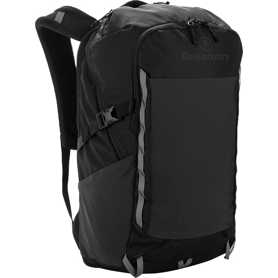 Backcountry - 27L Daypack - Black