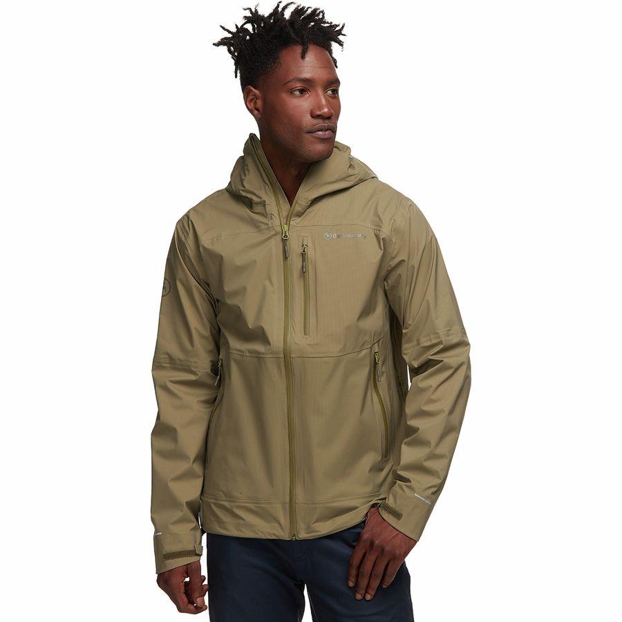 34458c5e7 Backcountry Uinta 3L Stretch Rain Jacket - Men's