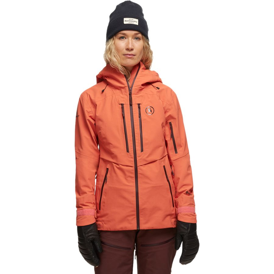 Backcountry Gore Women's Cottonwoods Jacket Tex n0PkZ8wOXN