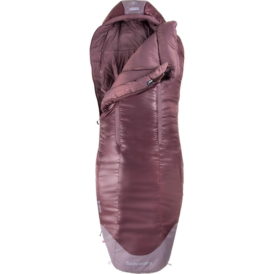 Backcountry x NEMO Chigu Sleeping Bag: 20F Synthetic - Womens