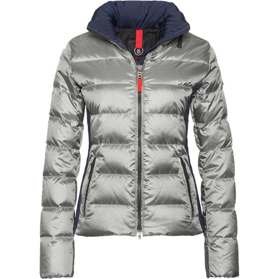 bogner fire ice lennja 2 lightweight metallic ripstop jacket women 39 s up to 70 off steep. Black Bedroom Furniture Sets. Home Design Ideas