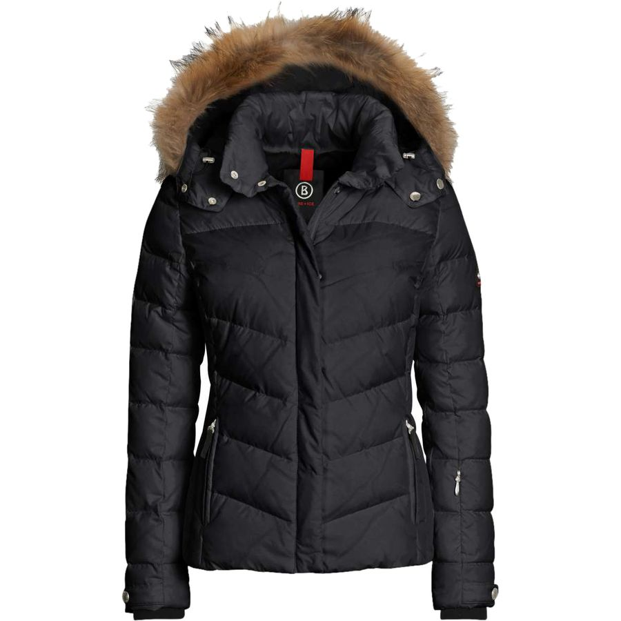 bogner fire ice sally jacket with fur women 39 s. Black Bedroom Furniture Sets. Home Design Ideas