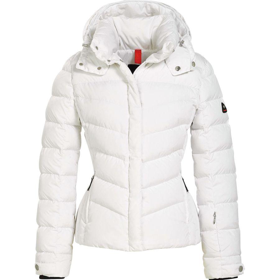 bogner fire ice sally jacket with fur women 39 s. Black Bedroom Furniture Sets. Home Design Ideas