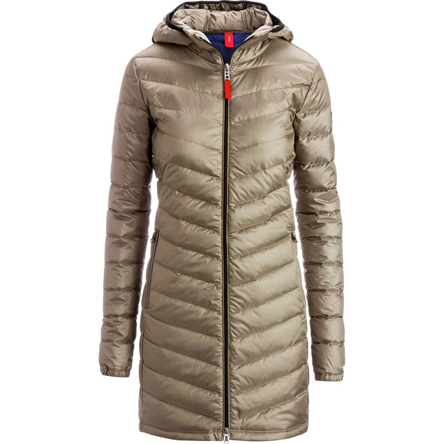 bogner fire ice aime 2 metallic down jacket women 39 s. Black Bedroom Furniture Sets. Home Design Ideas