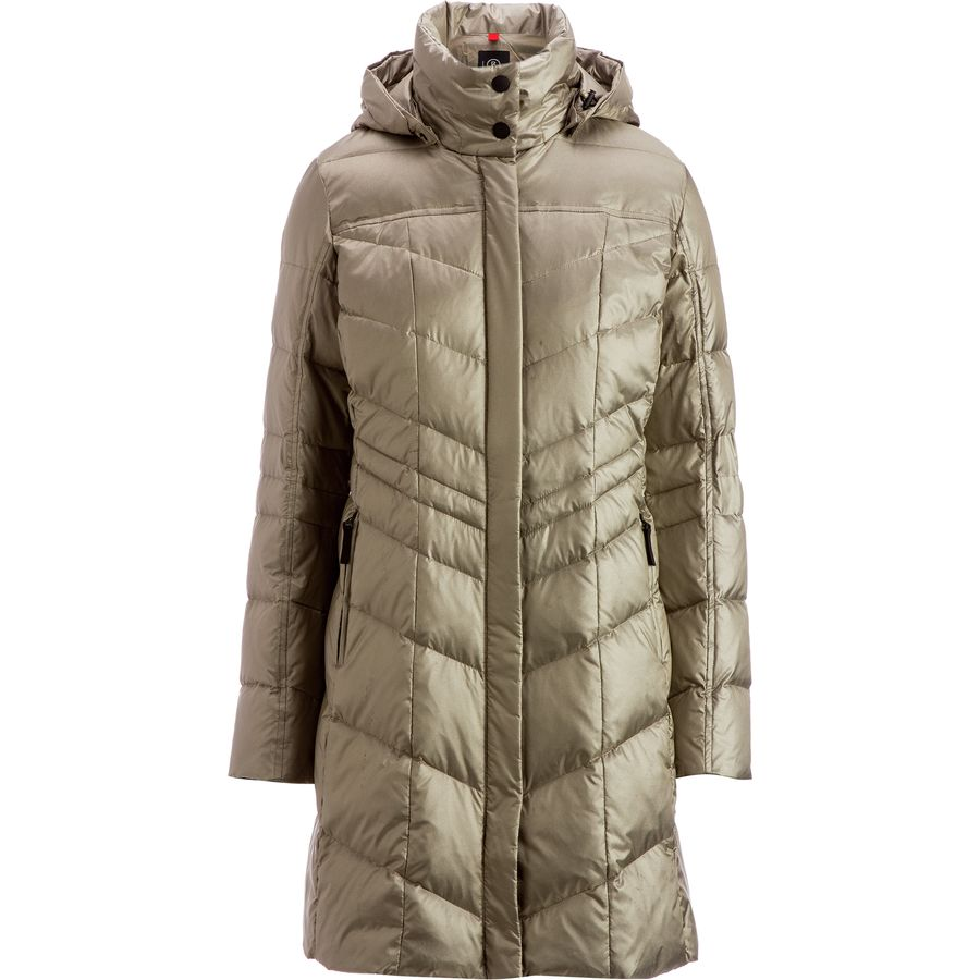 bogner fire ice dalia metallic down jacket women 39 s steep cheap. Black Bedroom Furniture Sets. Home Design Ideas