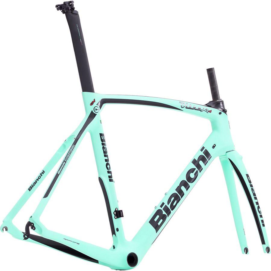 Bianchi Oltre XR.4 Road Bike Frameset - 2018 | Backcountry.com