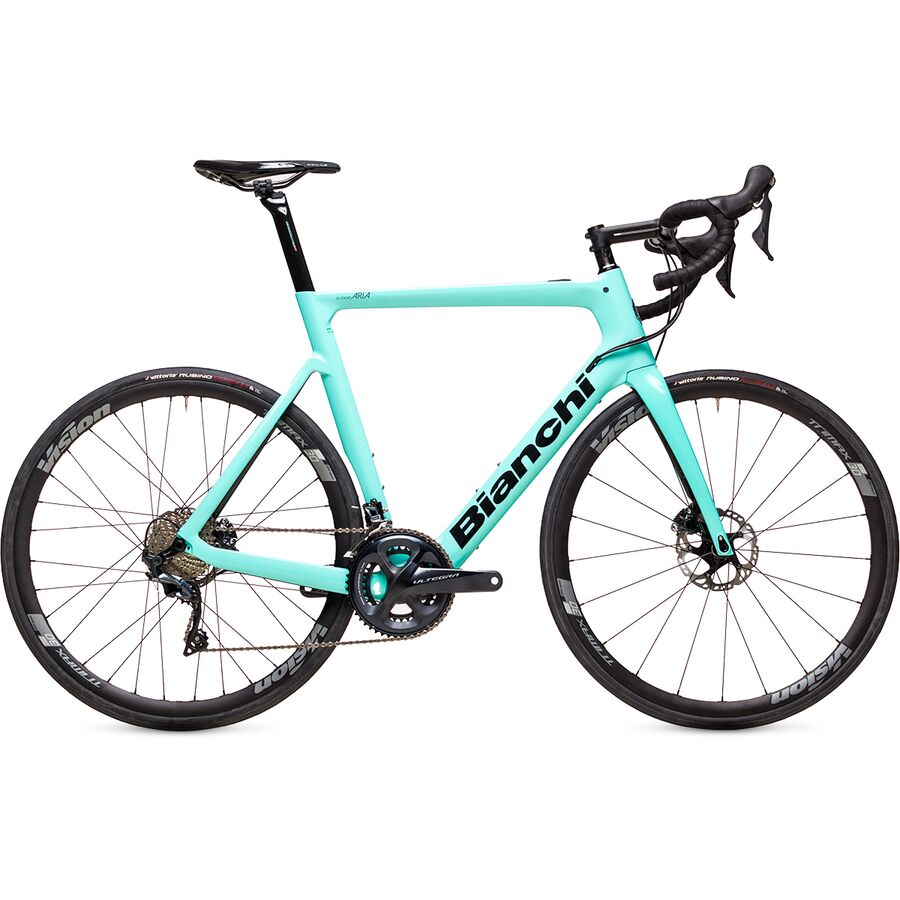 Bianchi - Aria Ultegra e-bike - CK16 Gloss