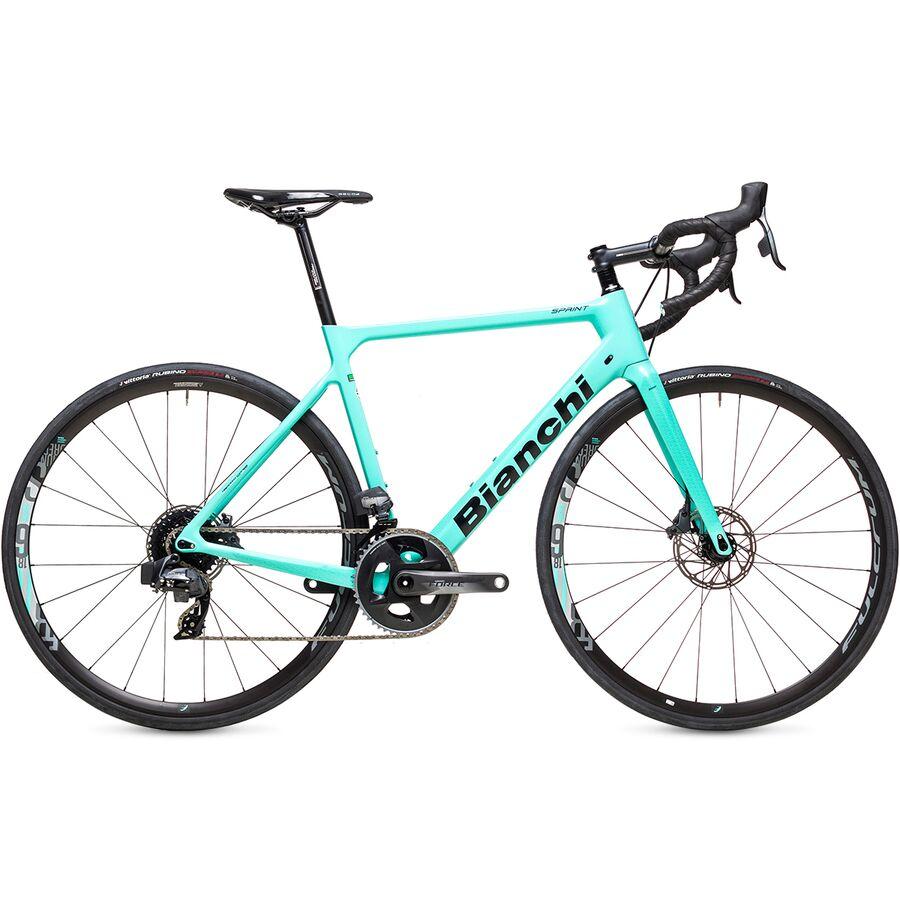 Bianchi - Sprint Disc Force eTap AXS Road Bike - CK16 Gloss