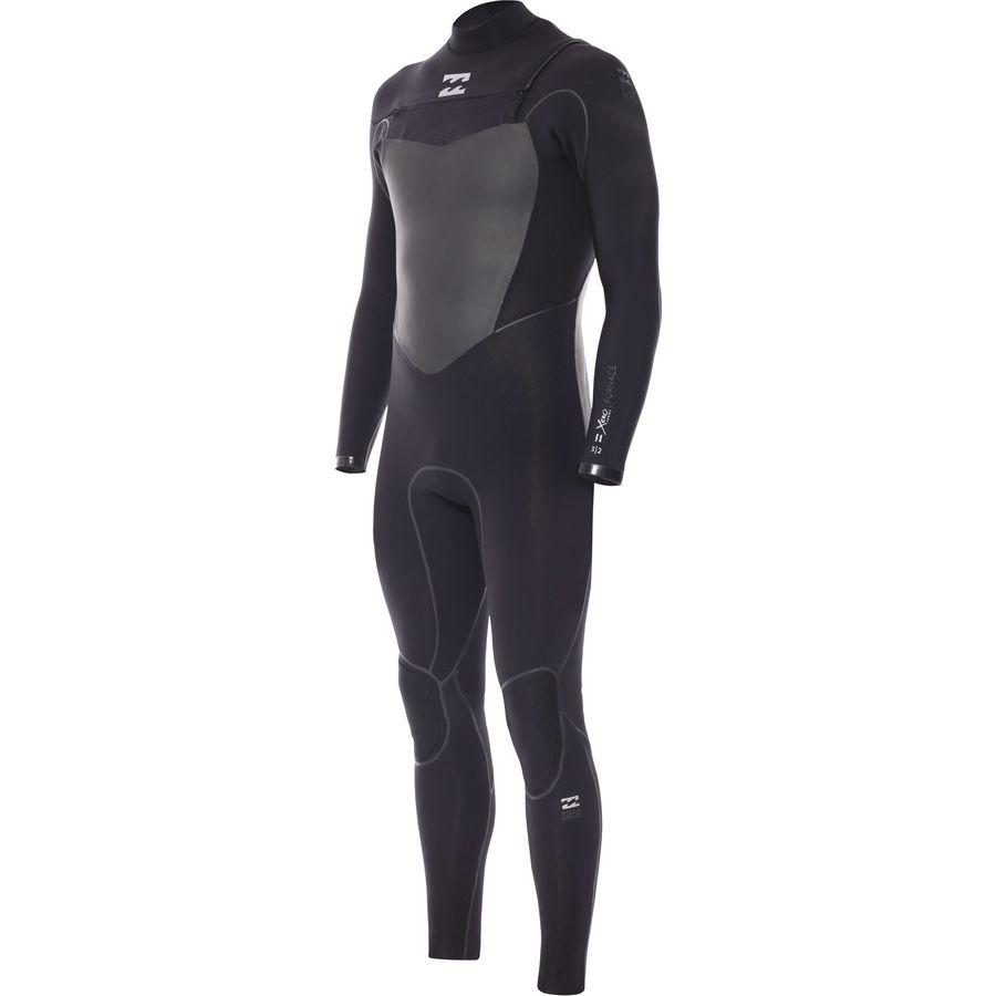 Billabong 3/2 Furnace Chest-Zip Full Wetsuit - Mens