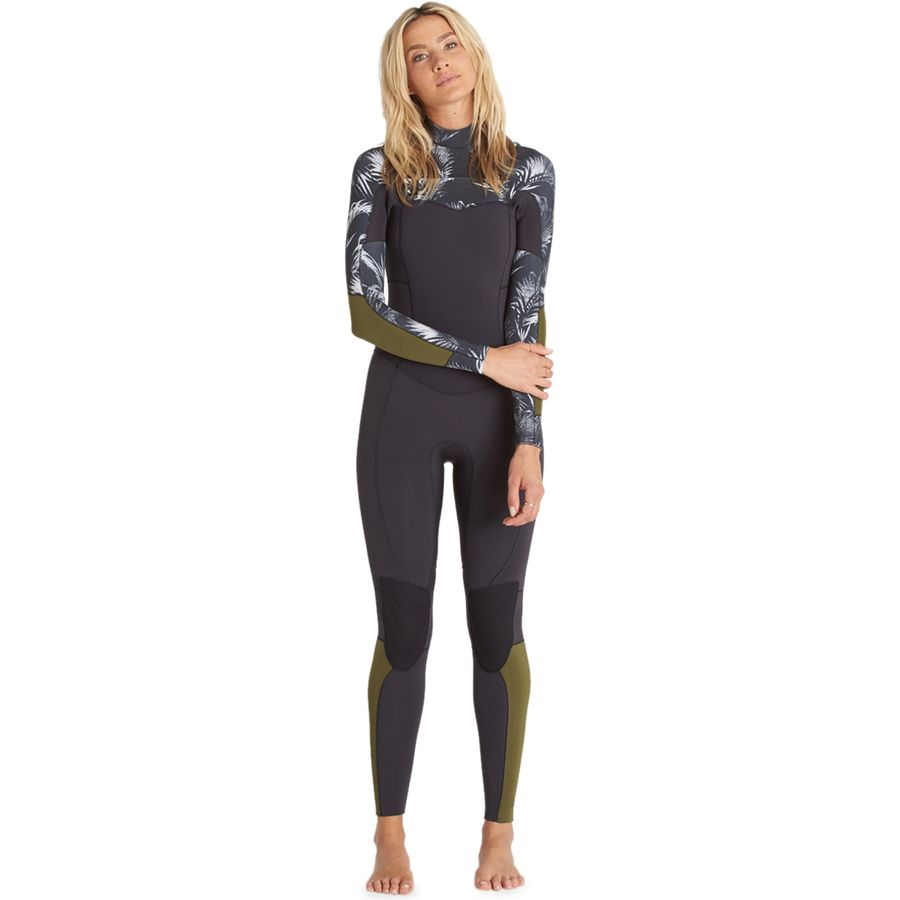 1cf4bad770 Billabong - Surf Capsule Salty Dayz 3 2 Full Suit - Women s - Black Sands