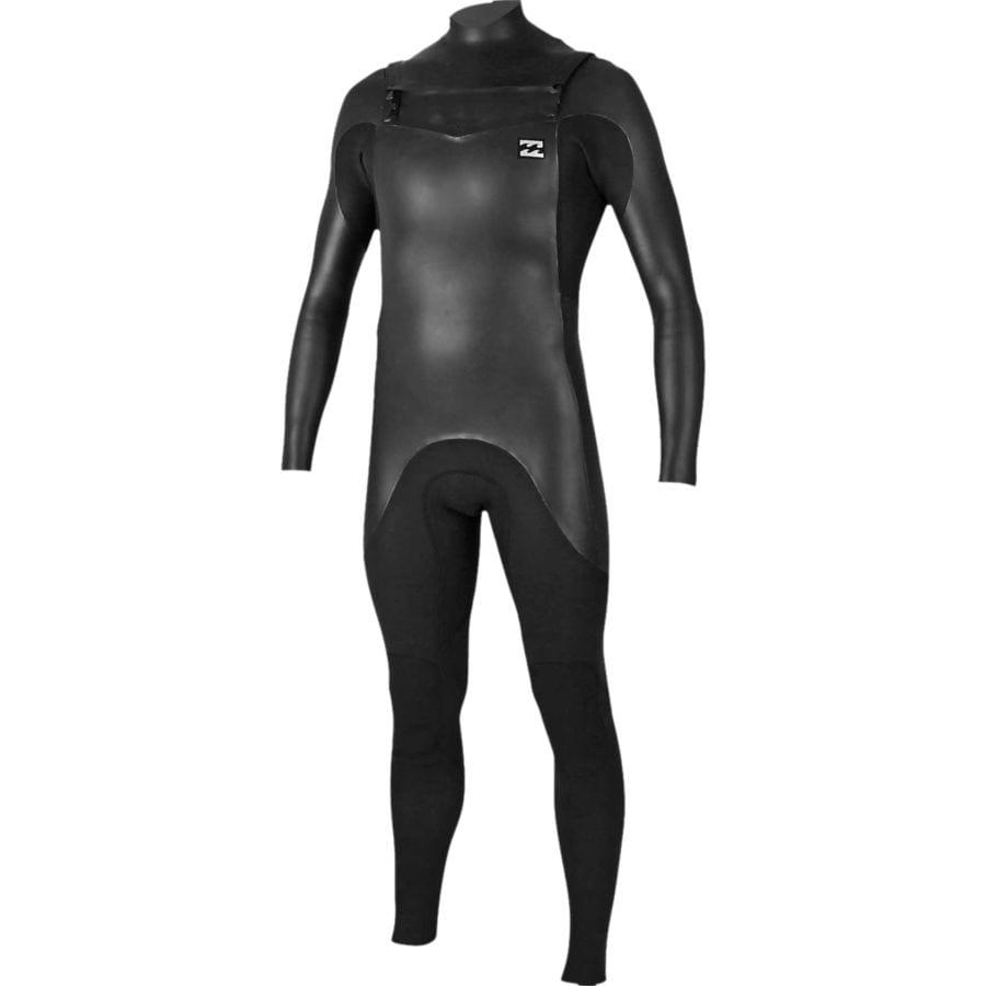 Billabong 302 Revolution Tri Bong Glideskin Chest Zip Full Wetsuit - Mens
