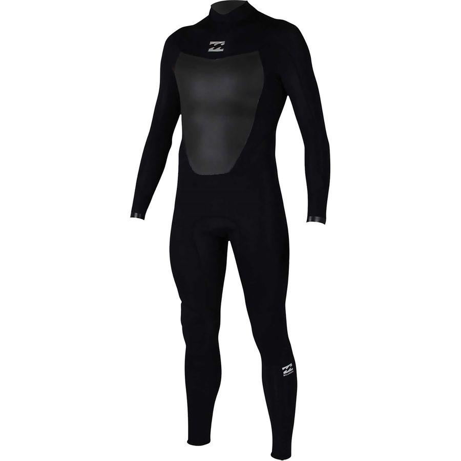 Billabong 302 Absolute X Back Zip Wetsuit - Mens