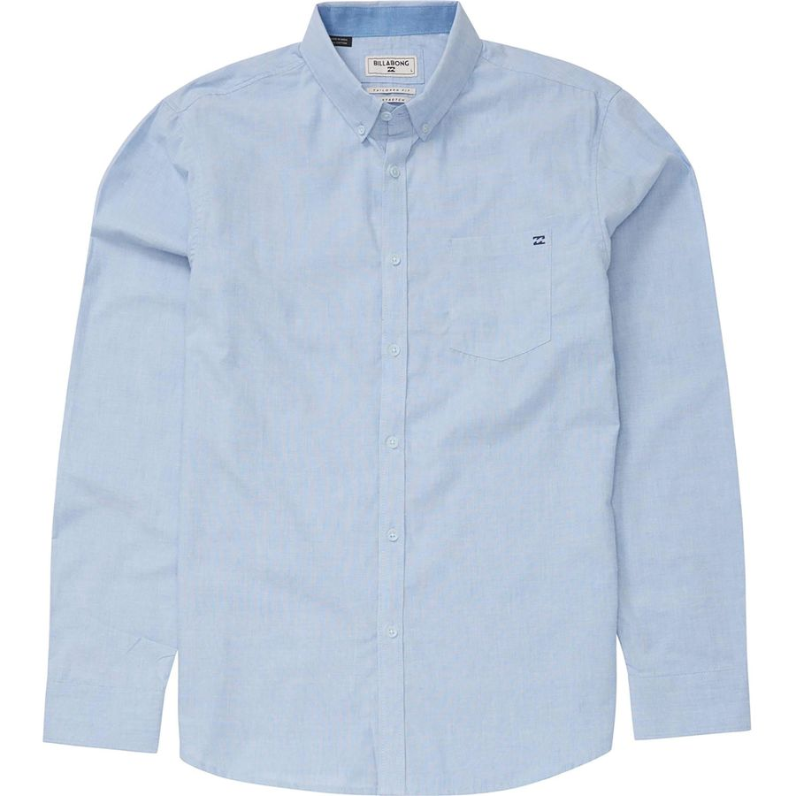 Billabong All Day Chambray Shirt - Mens