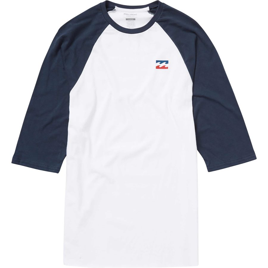 Billabong Freedom Raglan T-Shirt - Short-Sleeve - Mens