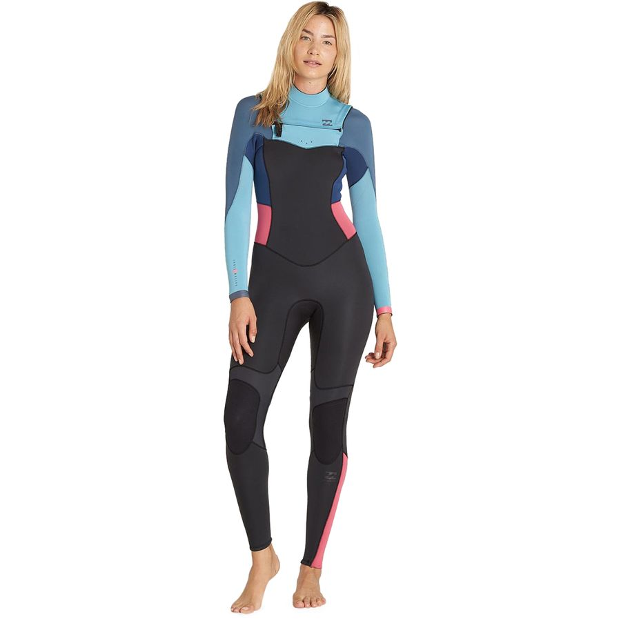 Billabong - Synergy 4 3 Chest-Zip Full Wetsuit - Women s - da96c7163