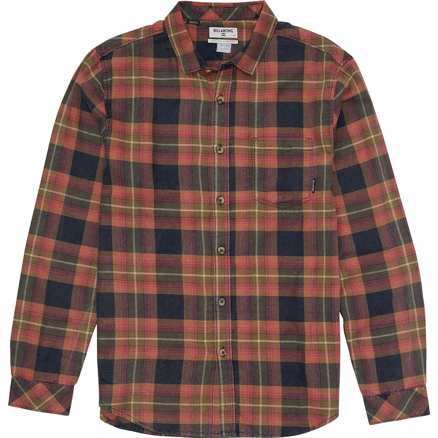 Billabong Freemont Flannel - Mens