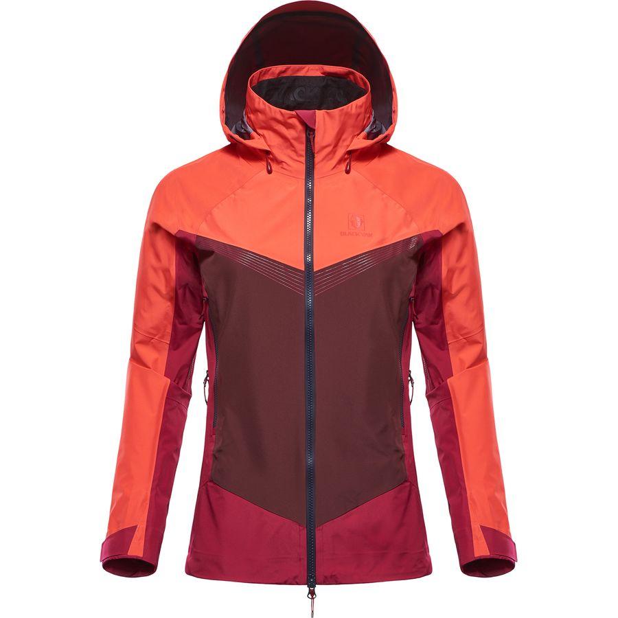 Black Yak PALI Gore Pro Shell 3L Jacket - Womens