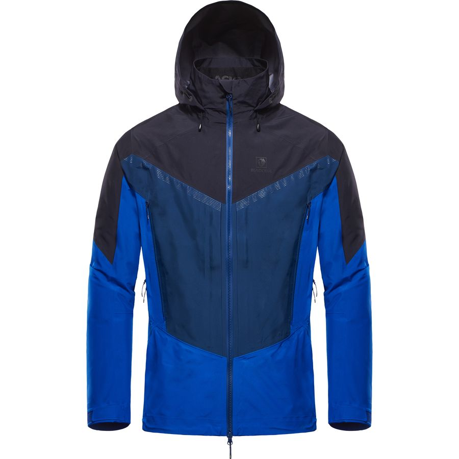 BLACKYAK - Pali Gore-Tex Pro Shell 3L Jacket - Men s - Surf The Web 7d1cf9dba
