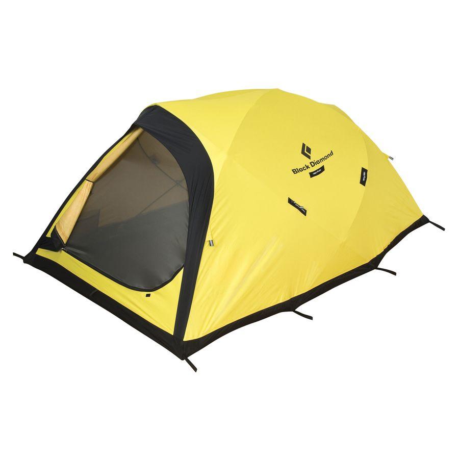 Black Diamond - Fitzroy Tent 3-Person 4-Season - Yellow  sc 1 st  Backcountry.com & Black Diamond Fitzroy Tent: 3-Person 4-Season | Backcountry.com