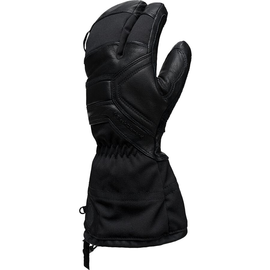 Black Diamond - Guide Finger Mitten - Black