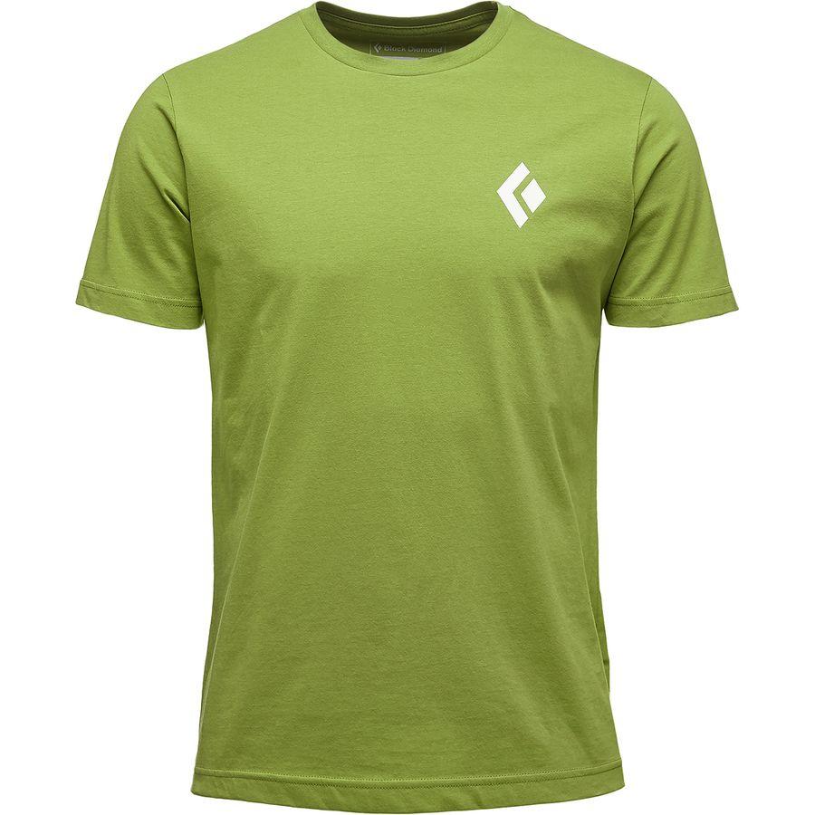 Black Diamond Equipment For Alpinists T-Shirt - Mens