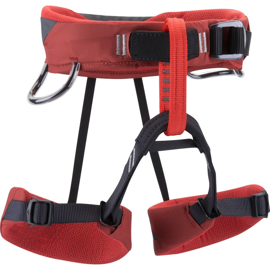 Black Diamond Wiz Kid Harness - Kids' | Steep & Cheap
