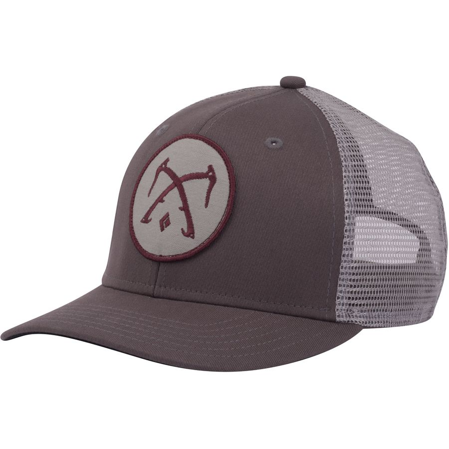 8a4d3767 Black Diamond BD Trucker Hat | Backcountry.com